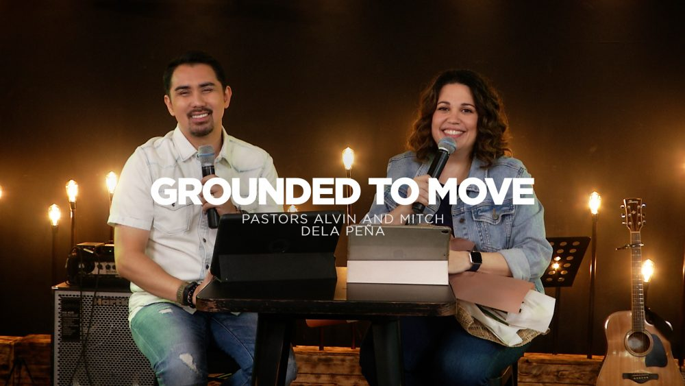 Grounded To Move Image