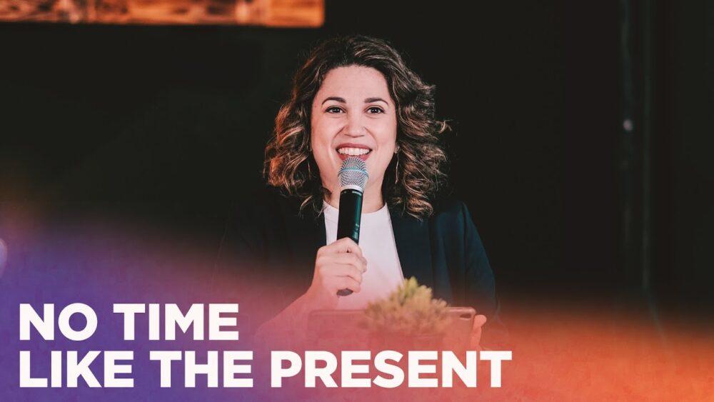 No Time Like The Present Image