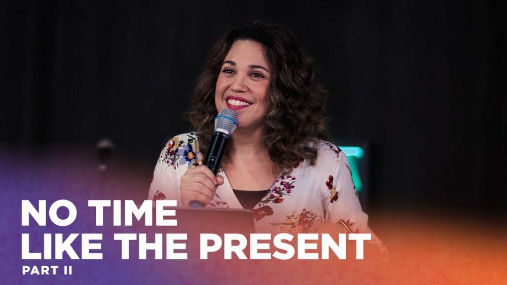 No Time Like The Present II Image