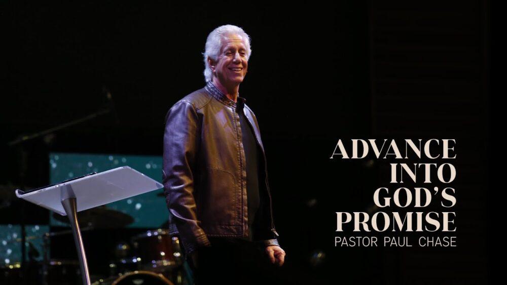 ADVANCE INTO GOD'S PROMISE Image
